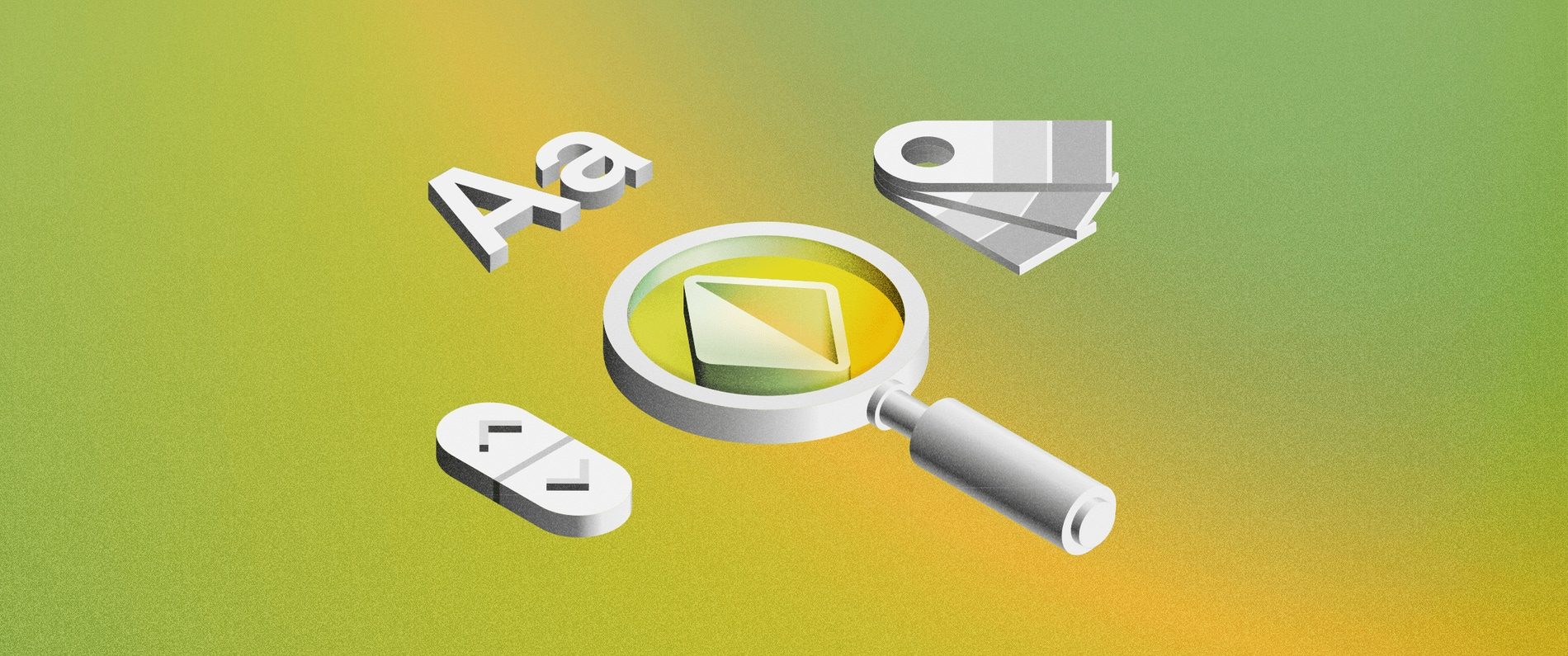 An illustrated image showing stylized icons that represent different handoff tools in Sketch